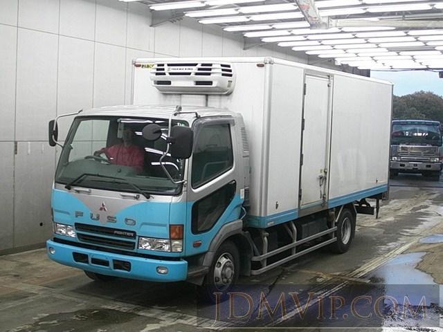 2000 MITSUBISHI FUSO  FK71HG - 5032 - ARAI Oyama VT
