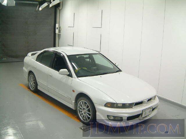 2000 MITSUBISHI GALANT 4WD_VR-4_V_5MT EC5A - 70612 - HAA Kobe