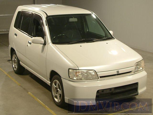 2000 NISSAN CUBE 4WD ANZ10 - 7010 - TAA Hokkaido