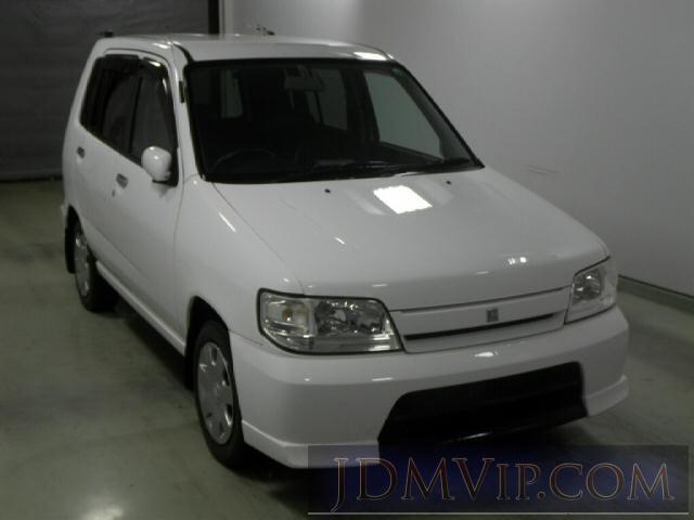 2000 NISSAN CUBE 4WD_S ANZ10 - 2553 - Honda Sendai