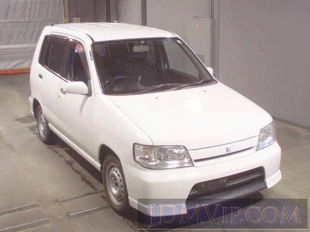 2000 NISSAN CUBE S ANZ10 - 6631 - BCN