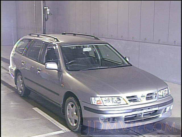 2000 NISSAN PRIMERA WAGON G WQP11 - 70018 - JU Gifu