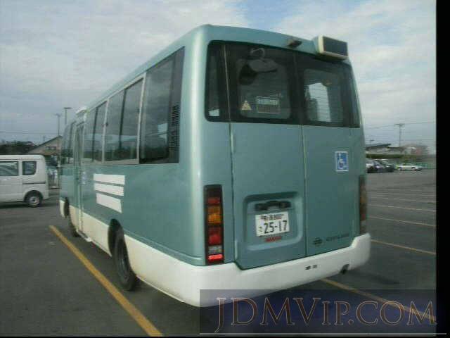 2000 NISSAN SIVILIAN  BHW41 - 3538 - JU Niigata