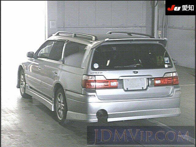 2000 NISSAN STAGEA 25RS WGC34 - 90 - JU Aichi
