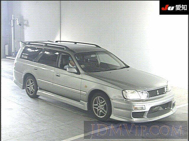 2000 NISSAN STAGEA 25RS WGC34 - 41 - JU Aichi