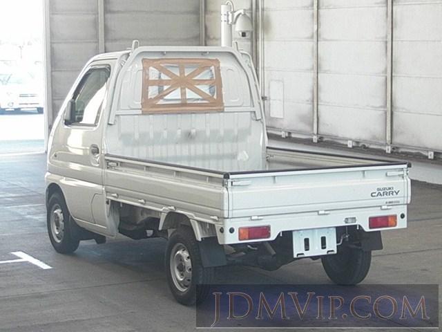 2000 SUZUKI CARRY TRUCK KU DA52T - 1007 - ARAI Bayside