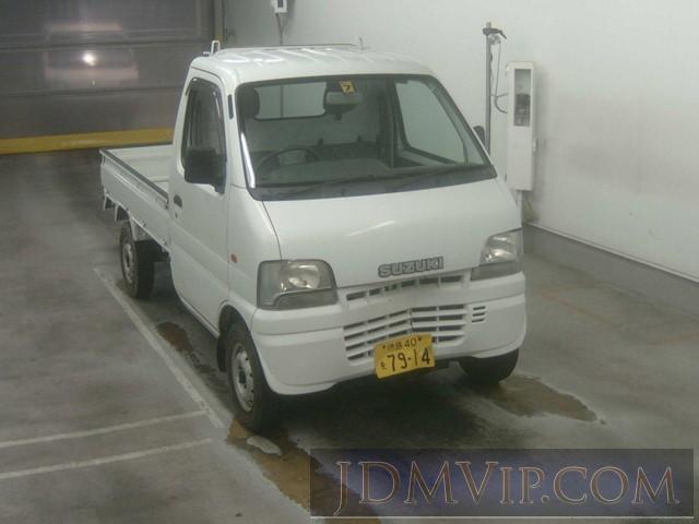 2000 SUZUKI CARRY TRUCK KU DA52T - 90037 - BAYAUC