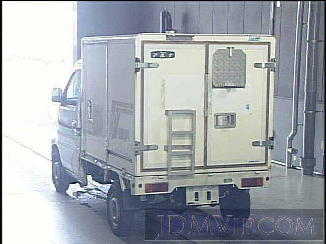 2000 SUZUKI CARRY TRUCK  DA52T - 157 - JU Gifu