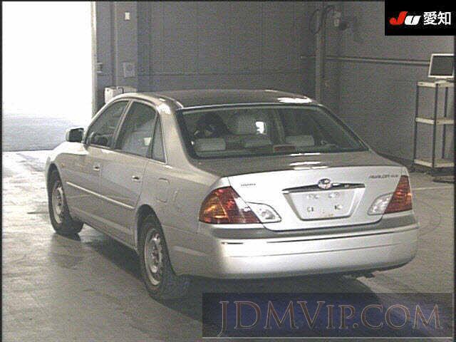 2000 toyota avalon xls mcx20 8073 ju aichi 657286 japanese used cars and jdm cars import authority jdmvip com