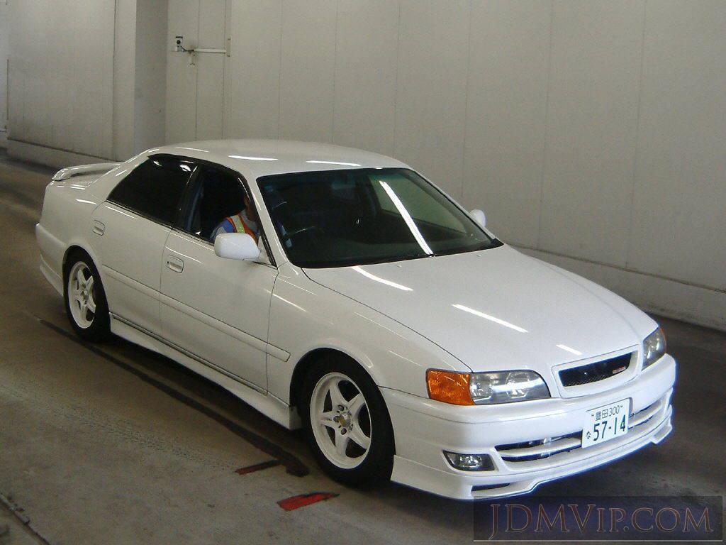 2000 Toyota Chaser V Jzx100 3980 Uss Nagoya 84540