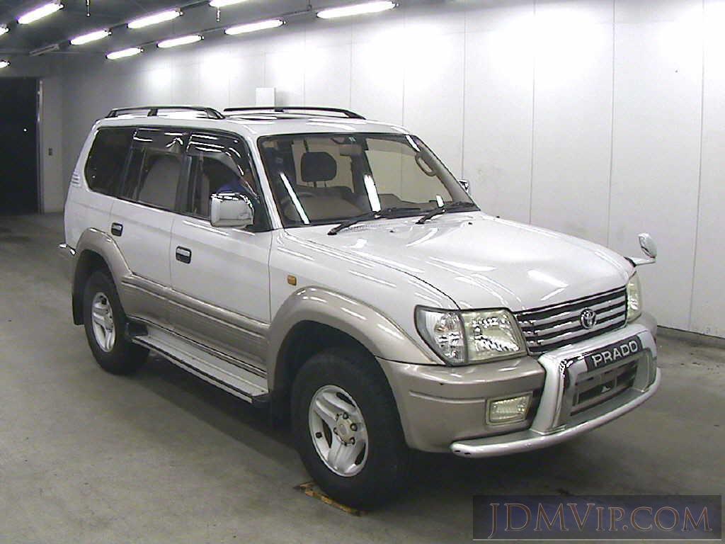2000 Toyota Land Cruiser Prado Tx Vzj95w 14557 Uss