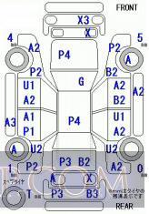 2001 MAZDA DEMIO  DW5W - 7709 - HondaKyushu