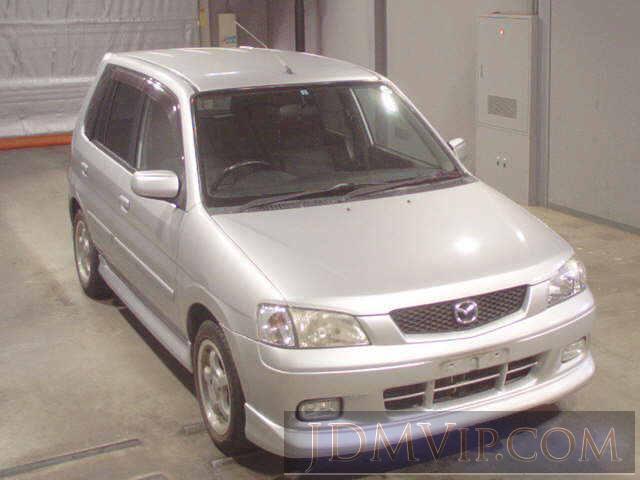 2001 MAZDA DEMIO  DW5W - 2069 - BCN