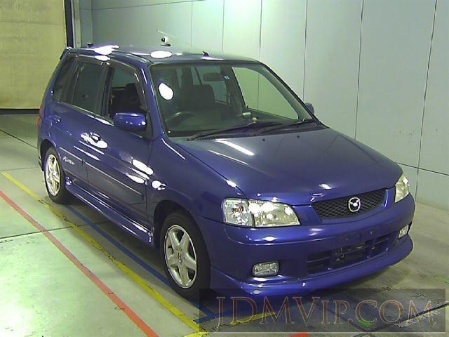 2001 MAZDA DEMIO  DW5W - 6194 - Honda Kansai