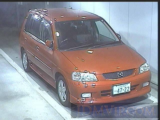 2001 MAZDA DEMIO  DW5W - 3147 - JU Nara