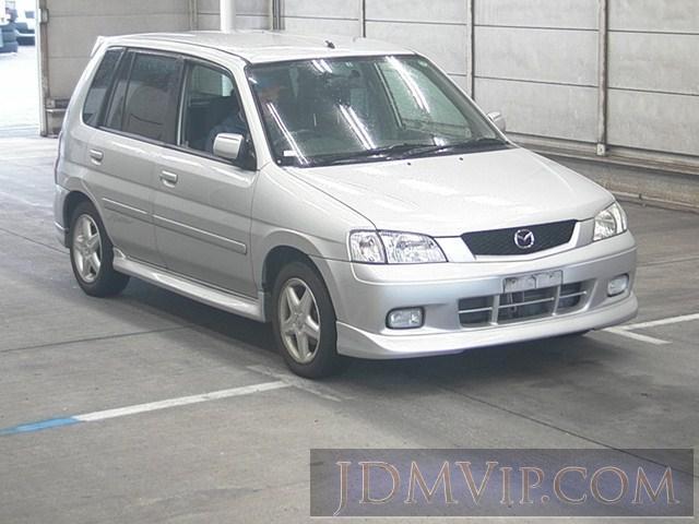 2001 MAZDA DEMIO  DW5W - 1 - ARAI Bayside