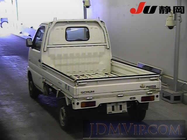 2001 MAZDA SCRUM TRUCK  DG52T - 109 - JU Shizuoka