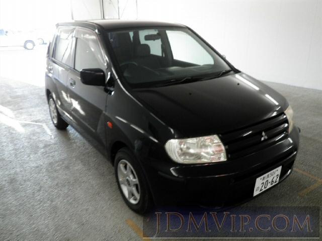 2001 MITSUBISHI DINGO  CQ1A - 1704 - Honda Tokyo