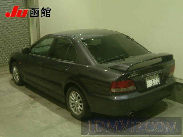 2001 MITSUBISHI GALANT 4WD_ EC7A - 9002 - JU Sapporo
