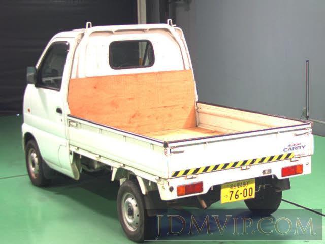 2001 SUZUKI CARRY TRUCK KU__3 DA52T - 288 - CAA Gifu