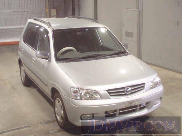 2002 MAZDA DEMIO GL DW5W - 2366 - BCN
