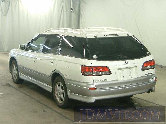 2002 NISSAN AVENIR 4WD_ RNW11 - 1303 - JAA