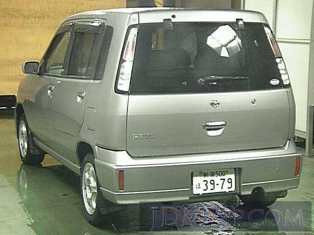 2002 NISSAN CUBE 4WD ANZ10 - 3551 - JU Niigata