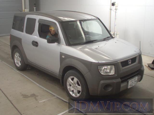 2003 HONDA ELEMENT 4WD YH2 - 33292 - CAA Chubu