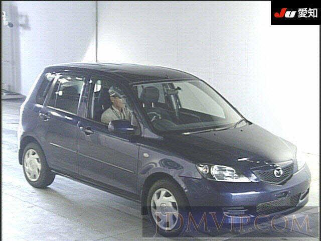 2003 MAZDA DEMIO  DY5R - 8743 - JU Aichi