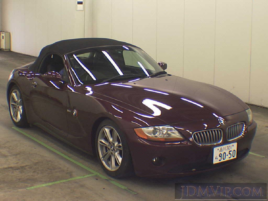 2003 OTHERS BMW 3.0I BT30 - 75317 - USS Tokyo