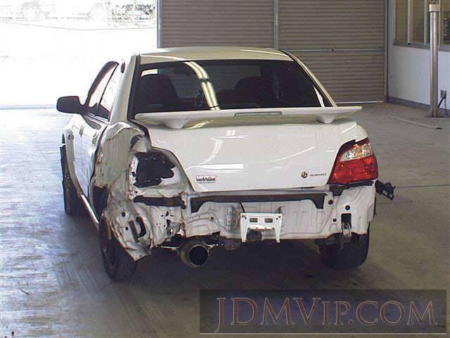 2003 SUBARU IMPREZA 4WD GDA - 2543 - JU Ibaraki