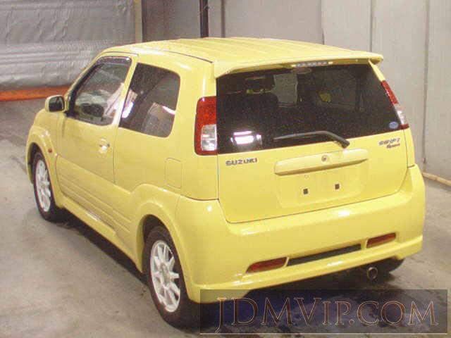 2003 SUZUKI SWIFT  HT81S - 1280 - BCN