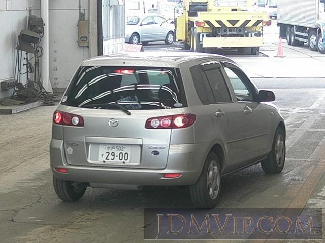 2004 MAZDA DEMIO  DY5R - 244 - ARAI Oyama