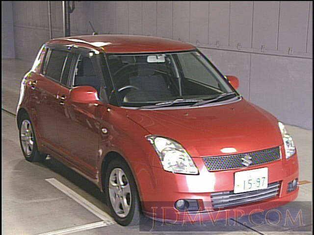 2004 SUZUKI SWIFT 1.5XS ZC21S - 70003 - JU Gifu