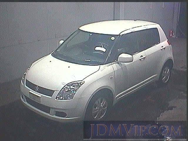 2004 SUZUKI SWIFT 5D_HB_4WD ZD11S - 1020 - JU Ishikawa