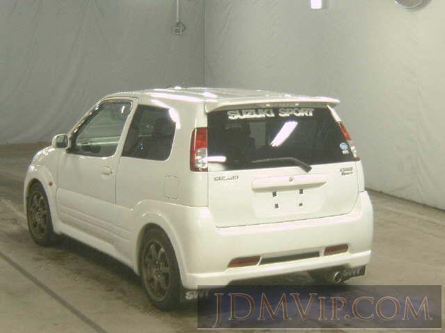 2004 SUZUKI SWIFT  HT81S - 1077 - JAA
