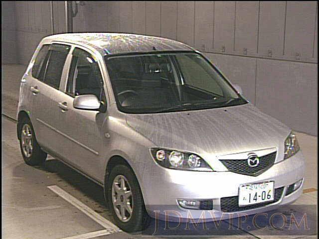 2005 MAZDA DEMIO e-4WD DY5R - 60229 - JU Gifu