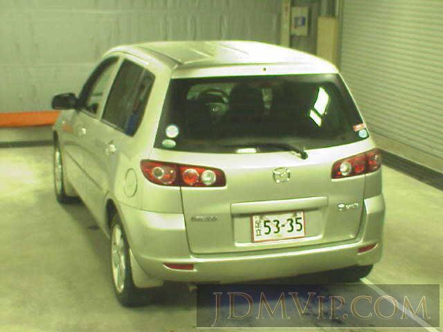 2005 MAZDA DEMIO e-4WD DY5R - 1090 - JU Saitama