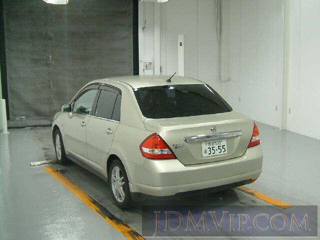2005 NISSAN TIIDA LATIO 18G SJC11 - 39036 - HAA Kobe