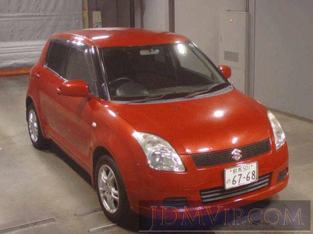 2005 SUZUKI SWIFT XG ZD11S - 2252 - BCN