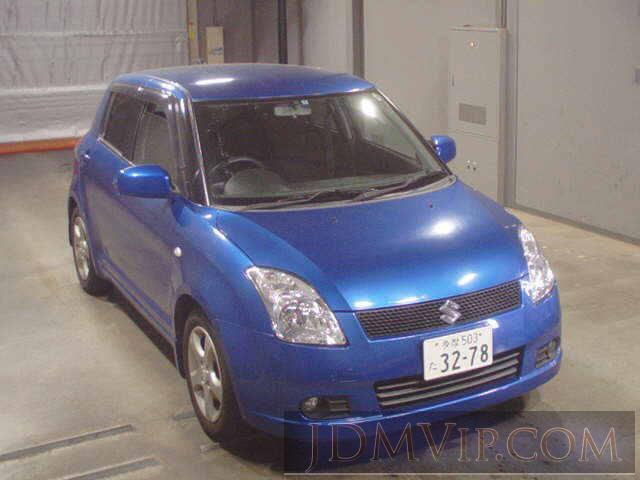 2005 SUZUKI SWIFT XS ZC21S - 2097 - BCN