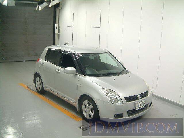 2005 SUZUKI SWIFT XS ZC21S - 30316 - HAA Kobe