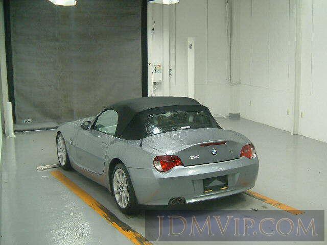2006 BMW BMW Z4 _2.5I_ BU25 - 80476 - HAA Kobe