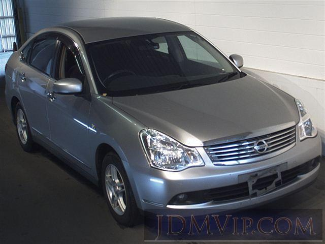 2006 NISSAN BLUEBIRD SYLPHY 15M-FOUR_4WD NG11 - 6053 - SAA Sapporo