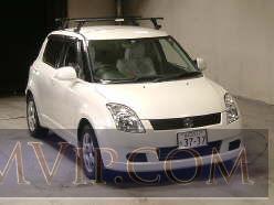 2006 SUZUKI SWIFT 1.3XG_4WD ZD11S - 5033 - Hanaten Osaka
