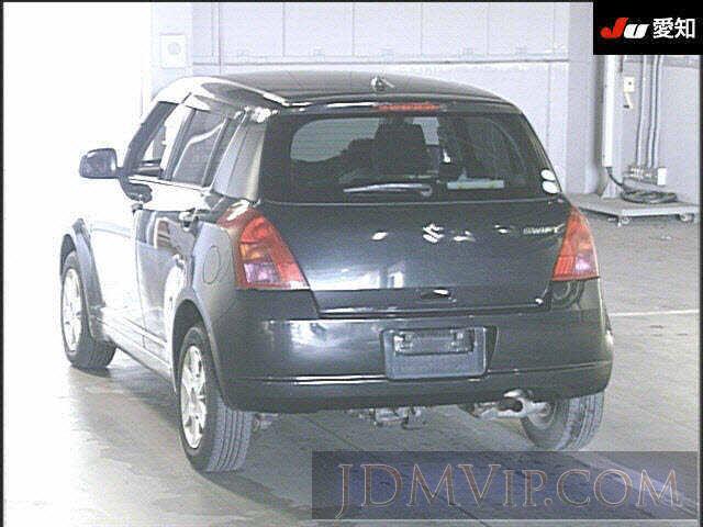 2006 SUZUKI SWIFT XG ZD11S - 8125 - JU Aichi