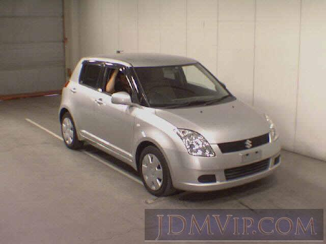 2006 SUZUKI SWIFT _4WD ZD11S - 7100 - LAA Okayama