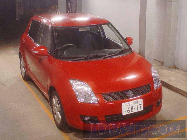 2007 SUZUKI SWIFT XS ZC21S - 11 - JU Tokyo