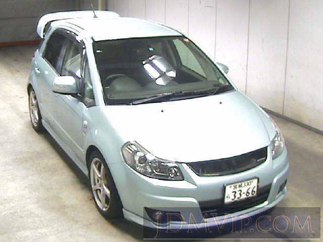 2007 SUZUKI SX-4 2.0S YA41S - 2001 - JU Miyagi