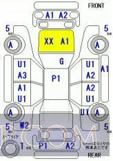 2008 MAZDA DEMIO  DE5FS - 5396 - Honda Kansai